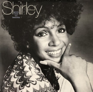 Shirley Bassey ‎- Good, Bad But Beautiful (LP) (VG/VG)
